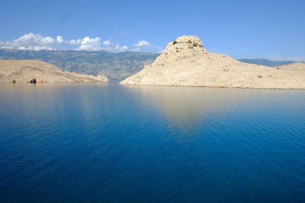 L'un des plus beaux endroits de Croatie c'est l'île de Pag