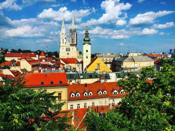 Zagreb, un passage incontournable lors d'un voyage en Croatie