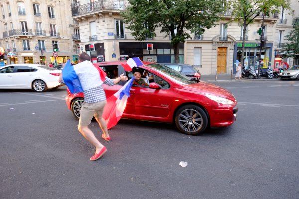 C'est la fête à Paris