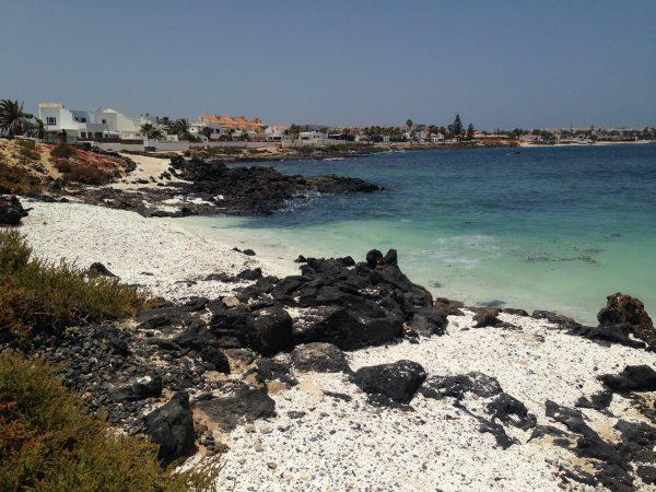 Corralejo, une côte particulièrement jolie et vaut vraiment le détours