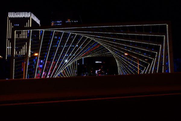 Wuhan une ville ultra-moderne