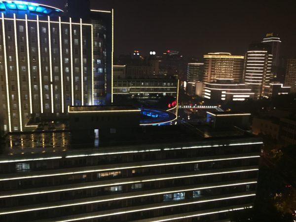 Une étape à Hangzhou,l'un des points de départs de la route de la soie