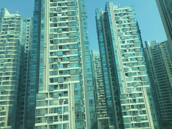 Wuhan, l'une des plus grandes villes de Chine