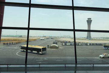 L'aéroport de Pékin, un concentré de technologies et d'innovations, juste posé sur le tarmac