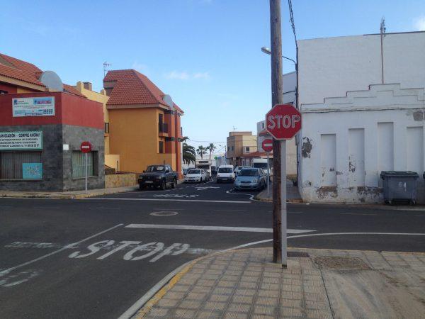 Visite de la Oliva à Fuerteventura