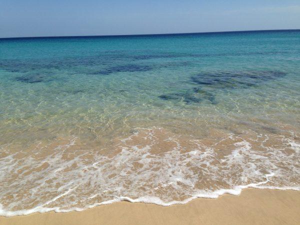 Les plages du sud-est de l'île
