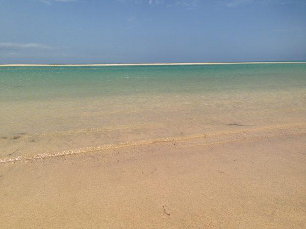 Barça, l'une des plus belles plages d'Espagne