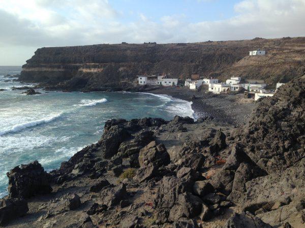 Los Molinos, l'endroit le plus austère de Fuerteventura