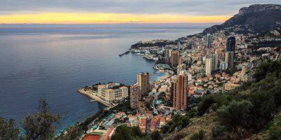 Monaco même en hiver j'adore