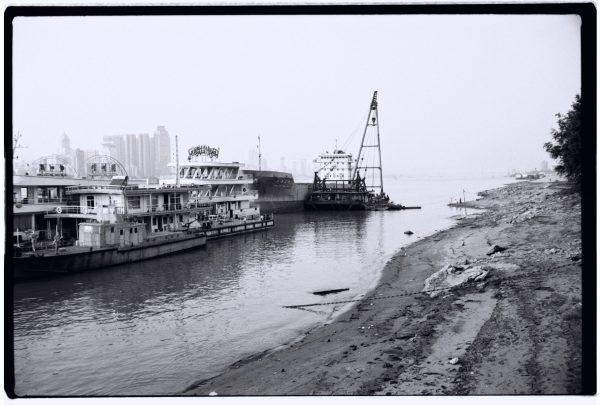 L'un des nombreux embarcadère de Wuhan