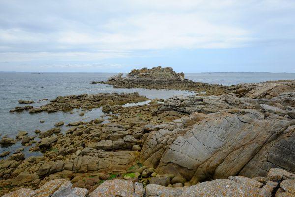 Le granit, la mer et la Bretagne