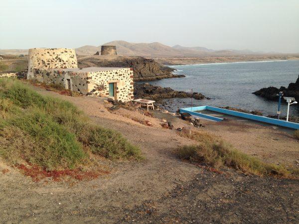 El Cotillo, un village sur l'île de Fuerteventura