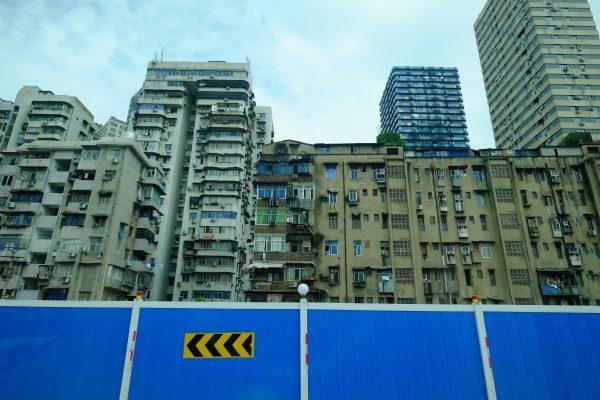 Wuhan, dans les faubourgs de la ville