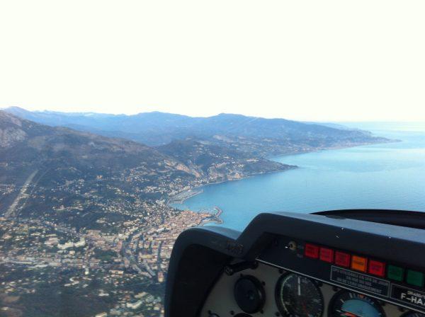 Vue sur un petit bout de Monaco depuis un petit coucou