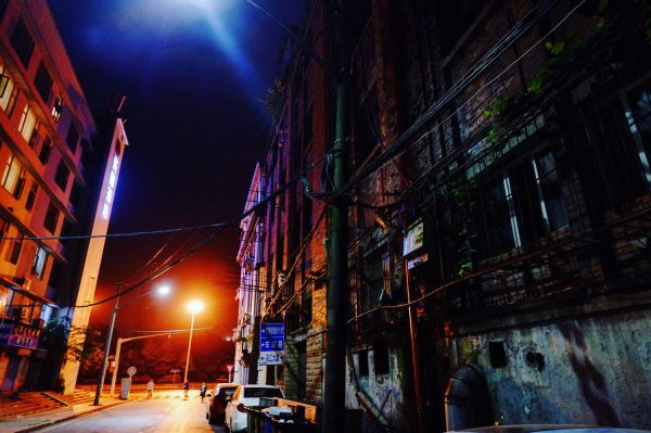 A la découverte de Wuhan la nuit