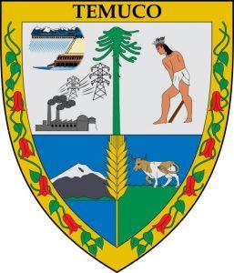 les armes de la ville de Temuco
