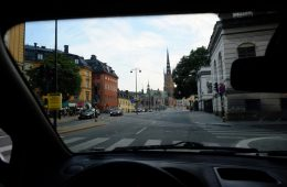 Passage par Stockholm avant de rejoindre le Nord et la Laponie