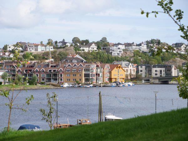 Kristiansand l'une des plus grandes villes de Norvège