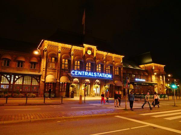 Centralsation, l'un des point clef de la ville