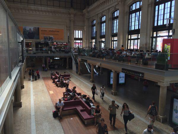 La gare de Bordeaux l'une des plus belles gares de France