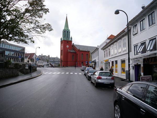 La capitale du pétrole norvégienne