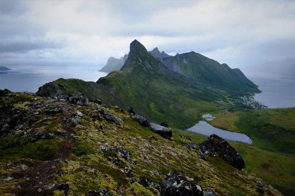 L'île de Senja, l'anti-chambre des Lofoten