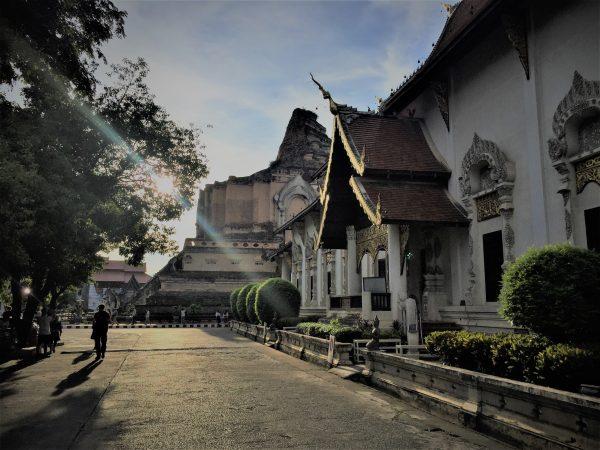 Chedi Luang à Chiang Mai