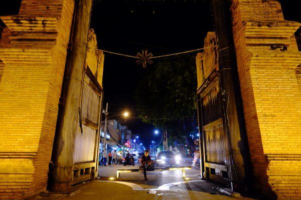 une nuit douce comme on les aime à Chiang Mai