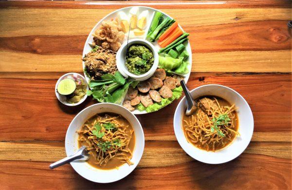 Cuisine locale du nord de la Thaïlande