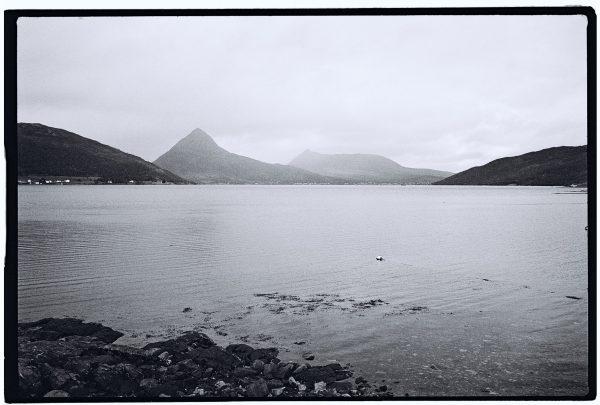 Norvège, région de Tromso, cercle polaire arctique