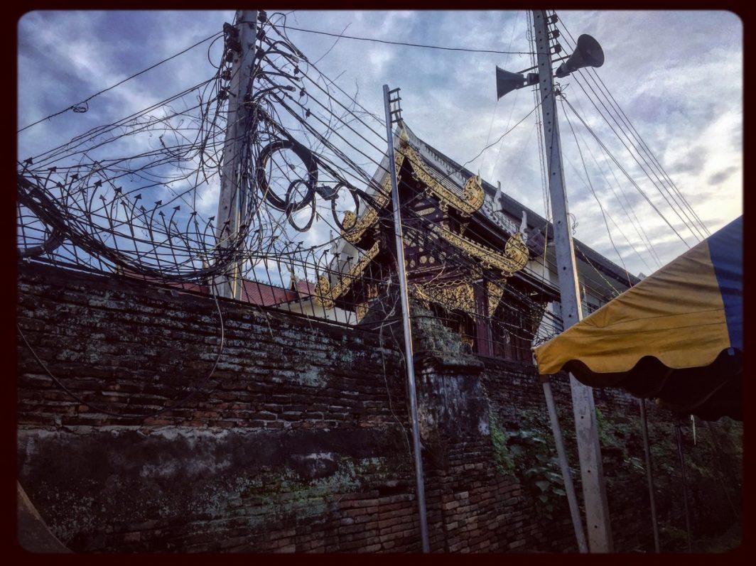 Chiang mai une ville surpre