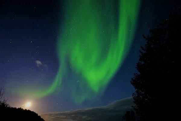 La Norvège début septembre un moment grandiose