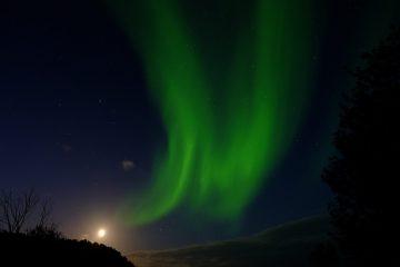 Le rêve de voir une aurore boréale en vrai