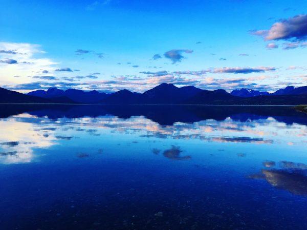 Les îles Lofoten dans le Nord ouest du pays
