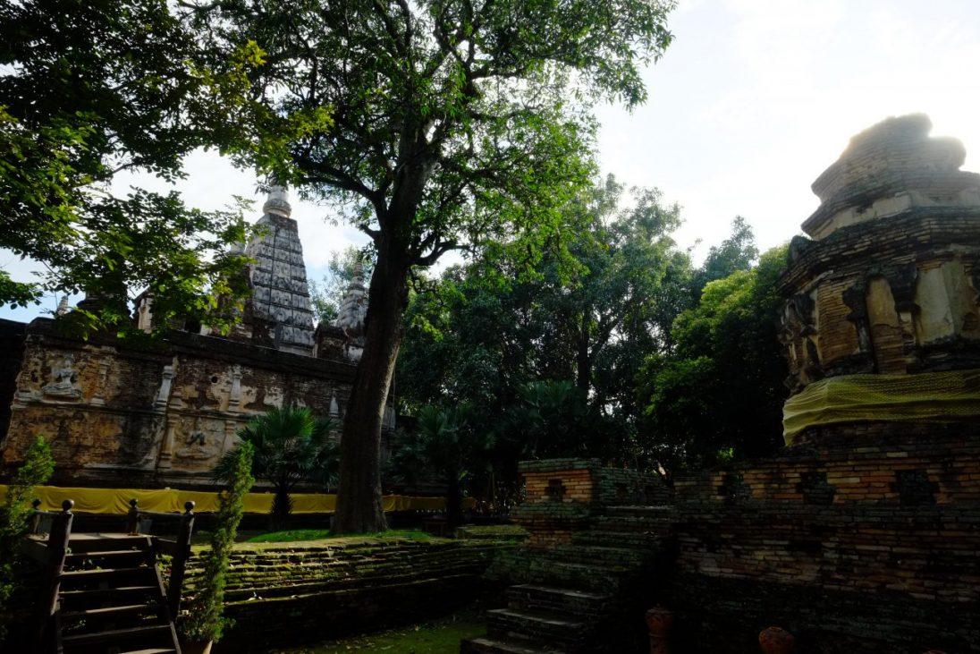 Wat Chedi Ched Yot à Chiang Mai