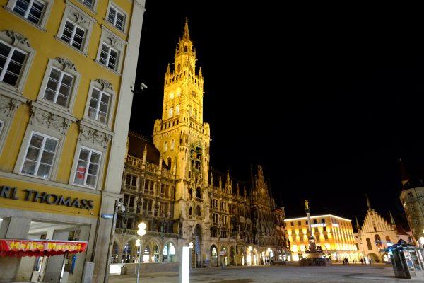 Munich la nuit
