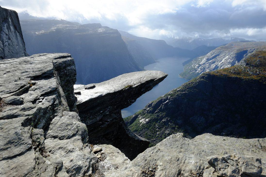 L'un des choses à faire en Norvège