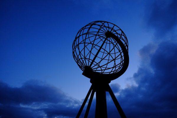 L'élément qui symbolise le Cap Nord