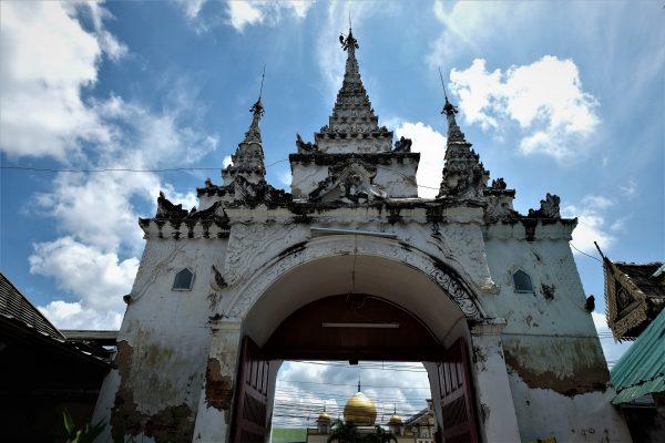 Un point de vue à Lampang