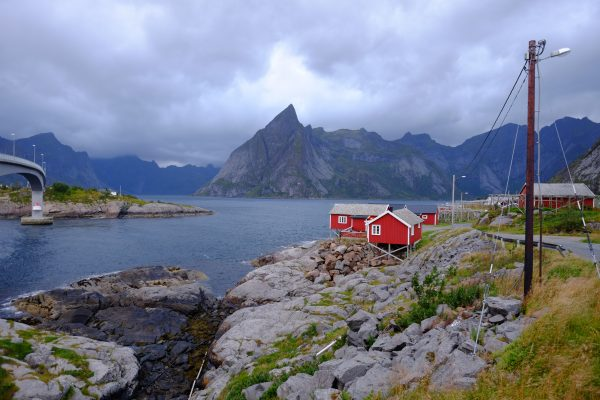 Hamnoy, l'un des plus beaux villages de Norvège et des Lofoten