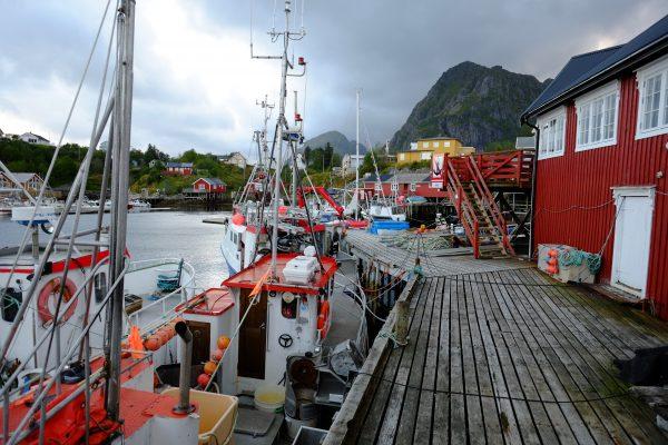 Sorvagen, un lieu qui prend aux tripes