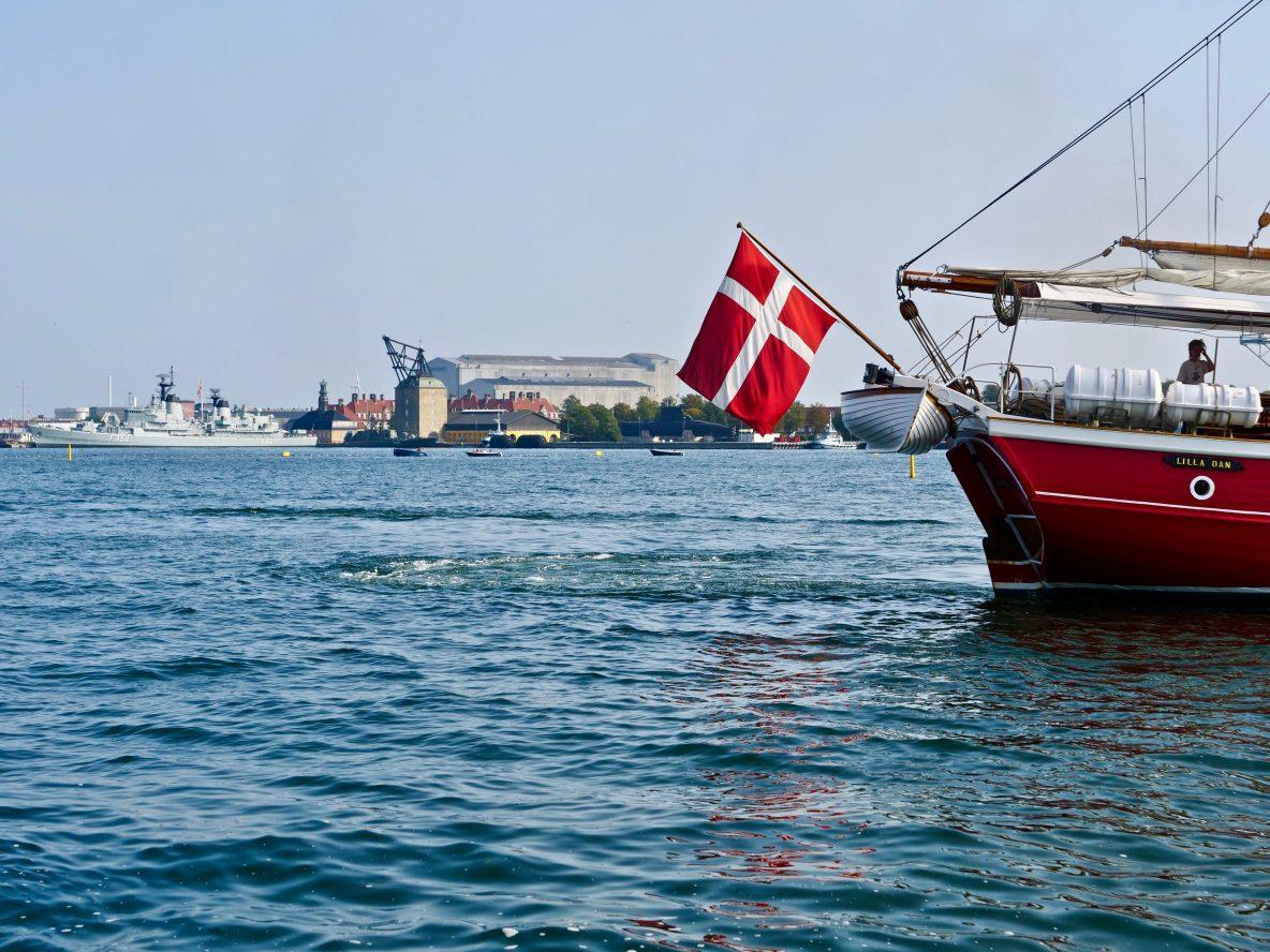 Le drapeau danois