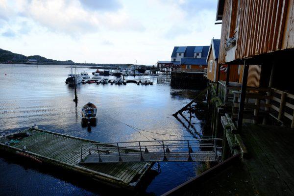 Tind un village caché tout au bout de l'archipel des Lofoten