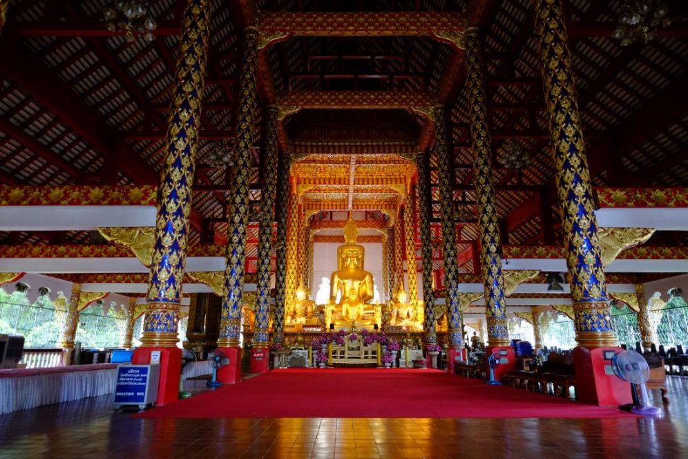 Le temple de Suan Dok