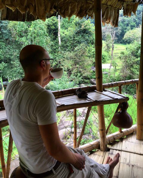 Le parc national d'Inthanon lors d'une visite du nord de la Thaïlande