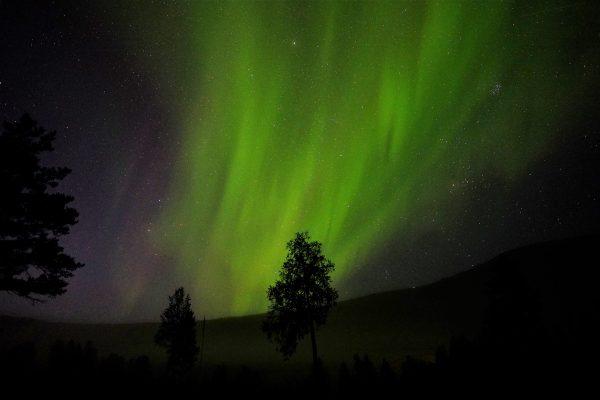 L'une des merveilles du nord de la Norvège