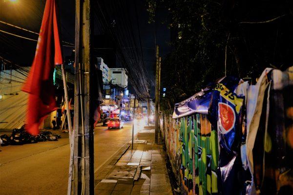 Première prise de contact avec Bangkok