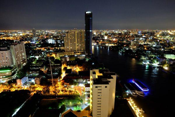 Escale à Bangkok