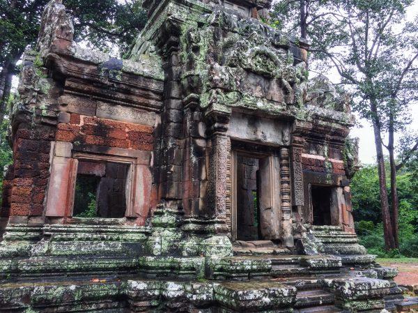 Les petits temples d'Angkor sont les plus beaux