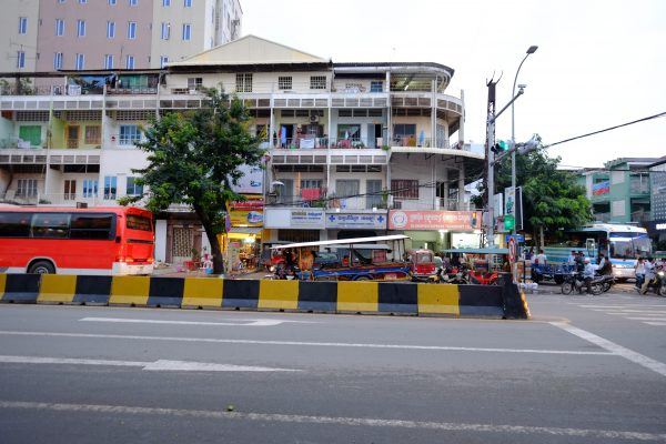 5h30, la capitale cambodgienne commence à vivre intensément
